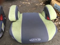 gray and yellow Graco booster seat Everett, 02149