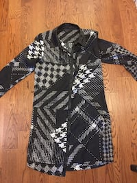Guess button up dress Size M Richmond Hill, L4C 1H7