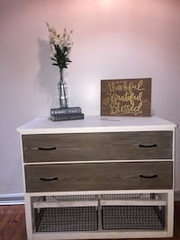 Vintage wood chest Tampa, 33612