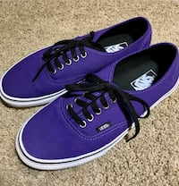 Vans off the wall - women's size 9.5 or men's size 8 Colorado Springs, 80924