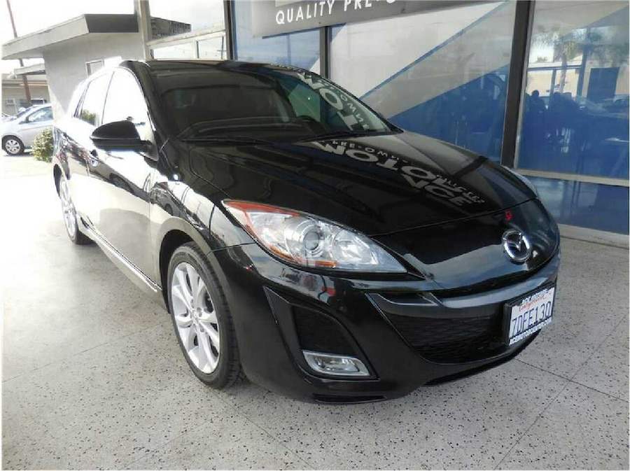 used 2010 mazda mazda3 s sport hatchback in anaheim. Black Bedroom Furniture Sets. Home Design Ideas