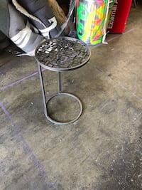 Silver End Table 31 km