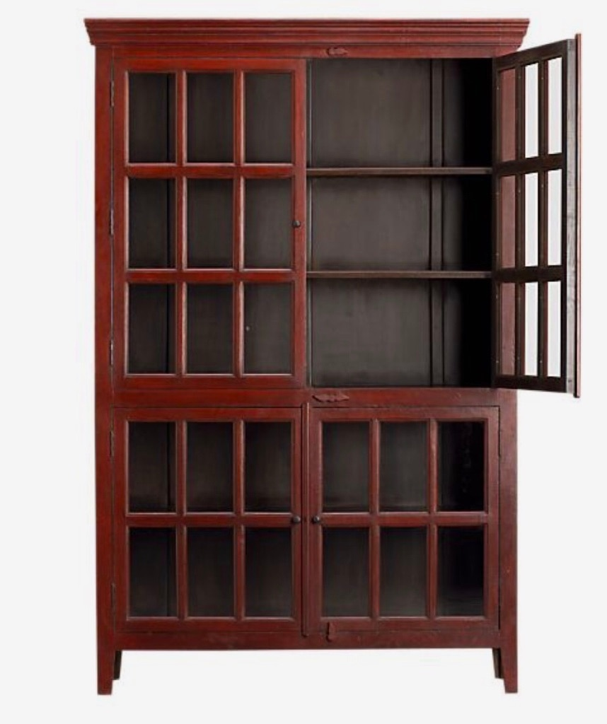 used brand new crate and barrel rojo cabinet for sale in new york rh us letgo com