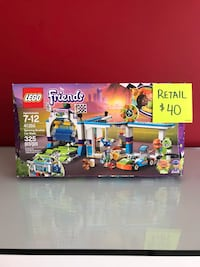 Lego Friends - 41350 spinning brushes car wash Vaughan, L4L 8E7