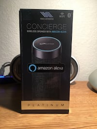 Bluetooth Speaker with Alexa Copperas Cove
