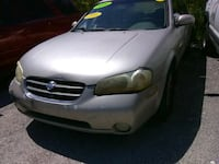 Nissan gray Maxima01 $795 total West Palm Beach, 33406