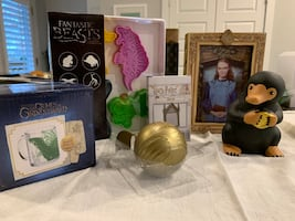 Harry Potter Loot Crate Items- Huge Lot