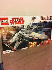LEGO Star Wars New/sealed in box for sale/trade ! Issaquah, 98027