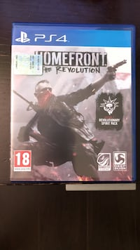 Sony PS4 Homefront The Revolution Ancona