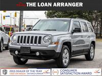 2015 jeep patriot sport with 103,605km and 100% approved financing Toronto