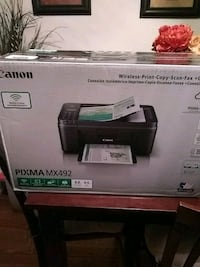 Canon pixma px492 with ink Decatur, 62521