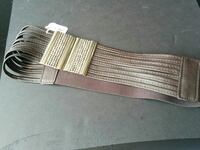 Chocolate brown belt Vaughan, L6A 3P3