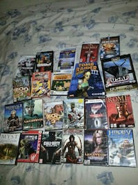 assorted Sony PS3 game cases Montreal, H1G