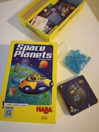 Juego Haba Space planets 6092 km