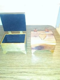 Hand Crafted Wooden Jewlery Boxes Morganton, 28655