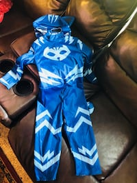 PJ mask cat boy Halloween costume age 2T Middleburg Heights, 44130