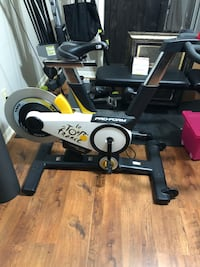 black and gray stationary bike Katy, 77449