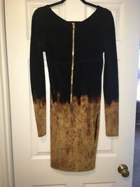 Balmain Paris authentic dress medium retails over 2,000 USD London, N6H 4W1