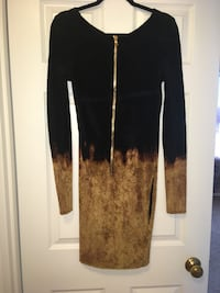 Balmain Paris authentic dress medium retails over 2,000 USD