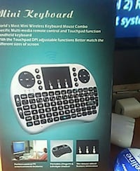 black and white wireless keyboard Winnipeg, R2W 2Y7