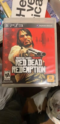 Red Dead Redemption (PS3) Washington, 20016