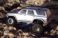 Scx10 Rc Crawler RTR need battery & charger lmk come with extra bodies