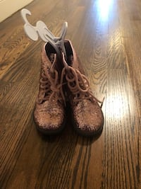 Girls size 9 sparkly pink boots brand new! children's place - spring! Kings Park, 11754