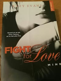 Fight for Love livre Trémont, 49310