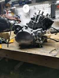 2 stroke engine rebuilds and exhust dent removal