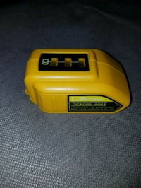 for sale Usb charger adapter for dewalt 20 volt battery  Mililani, 96789