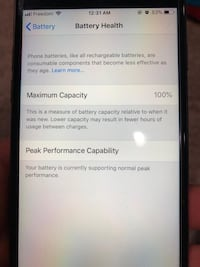 iPhone 8 open to offer Edmonton, T6V 1L3