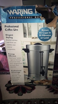 Brand New Coffee Urn Brampton, L6S 2M6