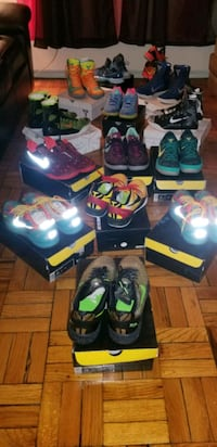 Kobe 8 and 9's sneakers  some used. Selling it all together or not? The Bronx, 10462