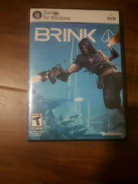 Brink pc game Kitchener, N2E 3W6
