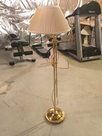 Brass Floor Lamp 59 km