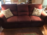 2 LaZboy couches, pillows, rug Palos Heights, 60463