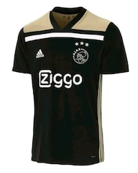 Camiseta Ajax Temporada 18/19 Madrid