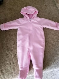 Winter overall - (6-9 months) Mississauga