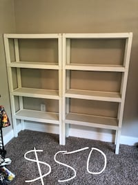 2 shelves Redding, 96003