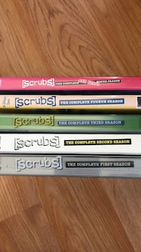 Scrubs Series DVD Derry, 03841