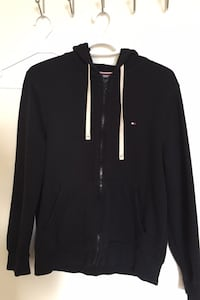 Small Tommy Hilfiger Zip Up Hoodie