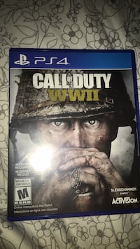 Call of Duty WW2 Coquitlam, V3B 0J1