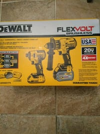 Dewalt flexvolt bundle Virginia Beach, 23464