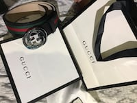 Authentic Gucci belt for sale  Surrey, V3T