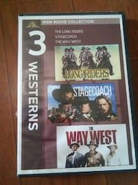 Triple Feature Westerns