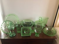 Depression glass collection Adamstown, 21710