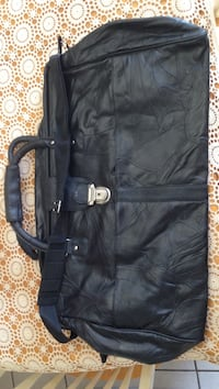 Leather duffel brand new never used! Satellite Beach, 32937
