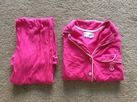 Victoria Secret long sleeve sleepwear S  Alexandria, 22304