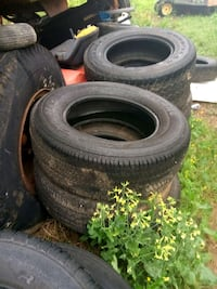 Used 19.5 Heavy Duty Tires Calera, 35040