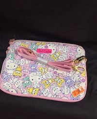 pink and white Hello Kitty iPad case Falls Church, 22043